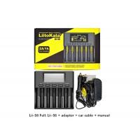 LiitoKala Lii-S6, универсальная смарт зарядка