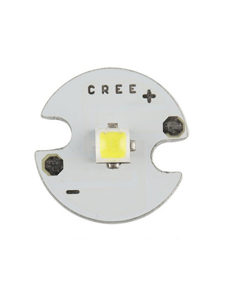 Cree XP-L V5-1A, 6000K, 16мм