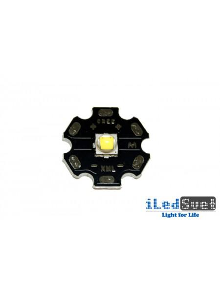 Cree XM-L T5-5С, 3700-4000K, 20 мм