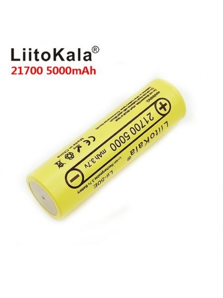 21700 LiitoKala  lii-50E 5000mAh