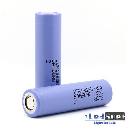 18650 Samsung 18650, 3200 mAh,  ICR18650-32A