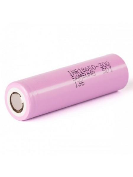 18650 Samsung  3000 мАч, ICR18650-30Q, высокотоковый